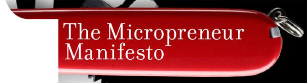 Rob Walling's Micropreneur Manifesto