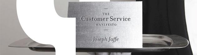 The Customer Service Manifesto