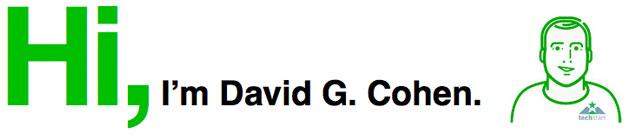 David G Cohen: Mentor Manifesto