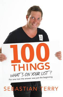 Sebastian Terry, author of 100 Things