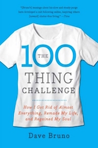 Dave Bruno: The 100 Thing Challenge