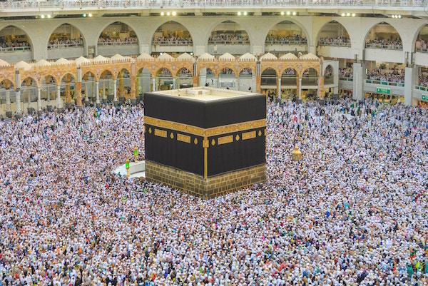 Five Pillars of Islam - The Hajj or pilgrimage to Mecca